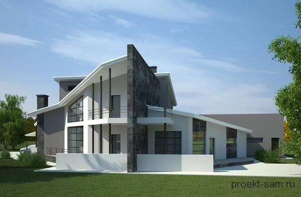 Этапы постройки дома от проекта до благоустройства