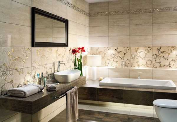 Укладка плитки в ванной своими руками: полная технология работ от а до я