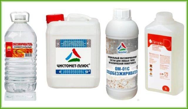 Растворитель уайт спирит - основные особенности и сфера применения