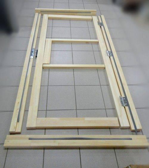 Входная дверь своими руками: как сделать и утеплить изделие из дерева, изготовление стальных и деревянных моделей