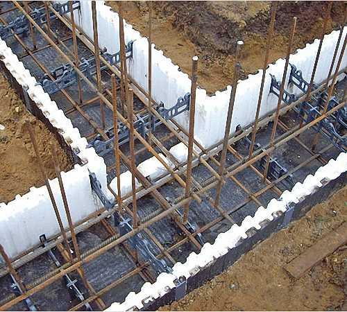 Фундамент на песчаном грунте – возможные варианты и особенности строительства