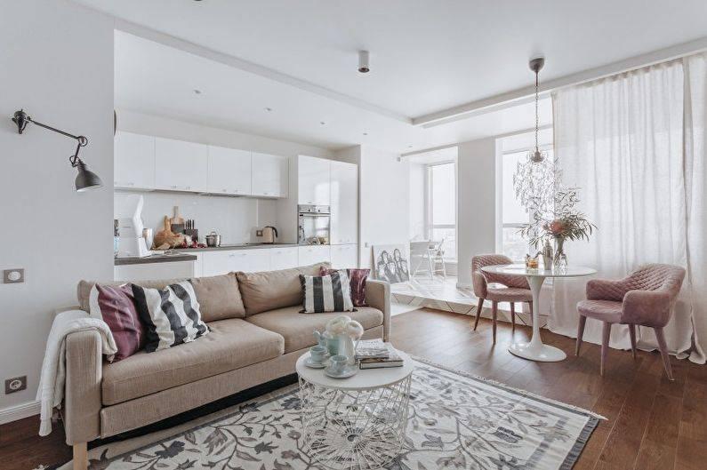 Дизайн гостиной в классическом стиле (80 фото) - идеи интерьеров, ремонт и отделка