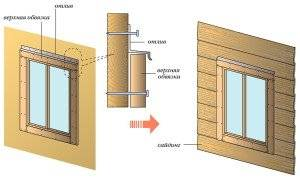 Отделка окон сайдингом снаружи своими руками: пошаговая инструкция обрамления оконных и дверных откосов, видео по обшивке проемов