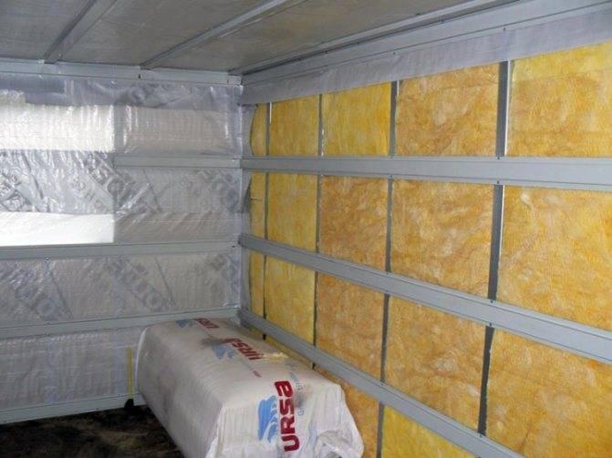 Как утеплить стену квартиры в панельном доме изнутри