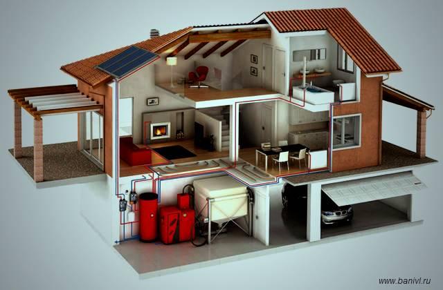 Что такое паровое отопление и в чем его отличие от водяного