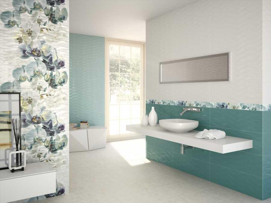 Как выбрать плитку для ванной и туалета: виды, размеры, критерии выбора