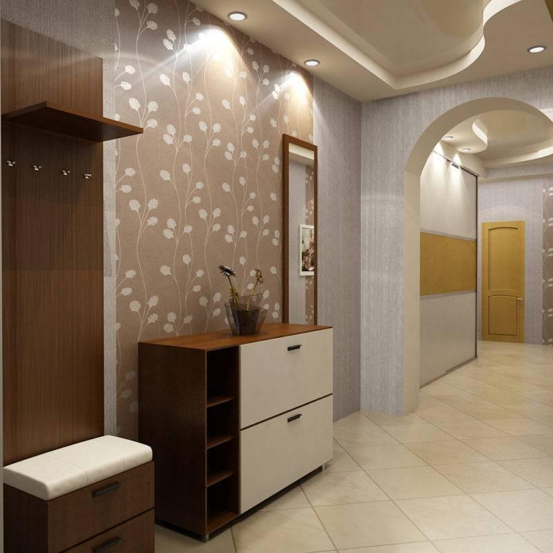 Стены в прихожей - лучшие варианты оформления и идеи украшения стен (185 фото)