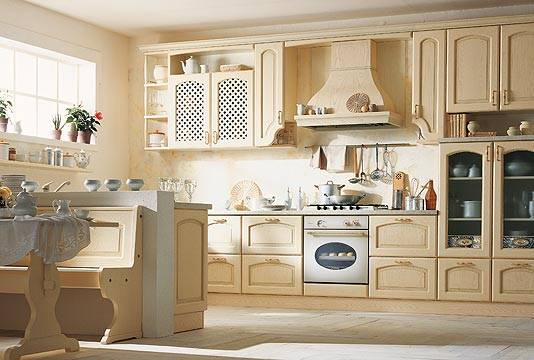5 причин, почему кремовая палитра интерьера кухни снова становится модной
