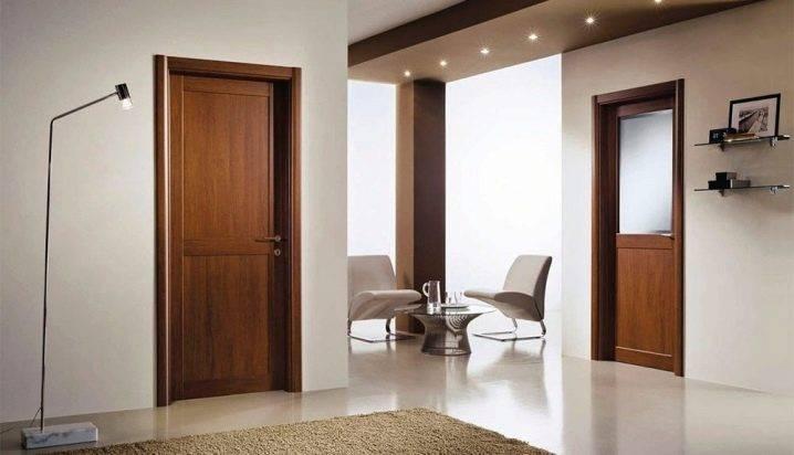 Что такое ламинированные двери: способы изготовления этой конструкции, критерии выбора