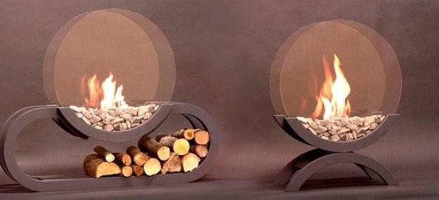 Настольный камин: мини-модели для маленького дачного домика, спиртовой и паровой вариант