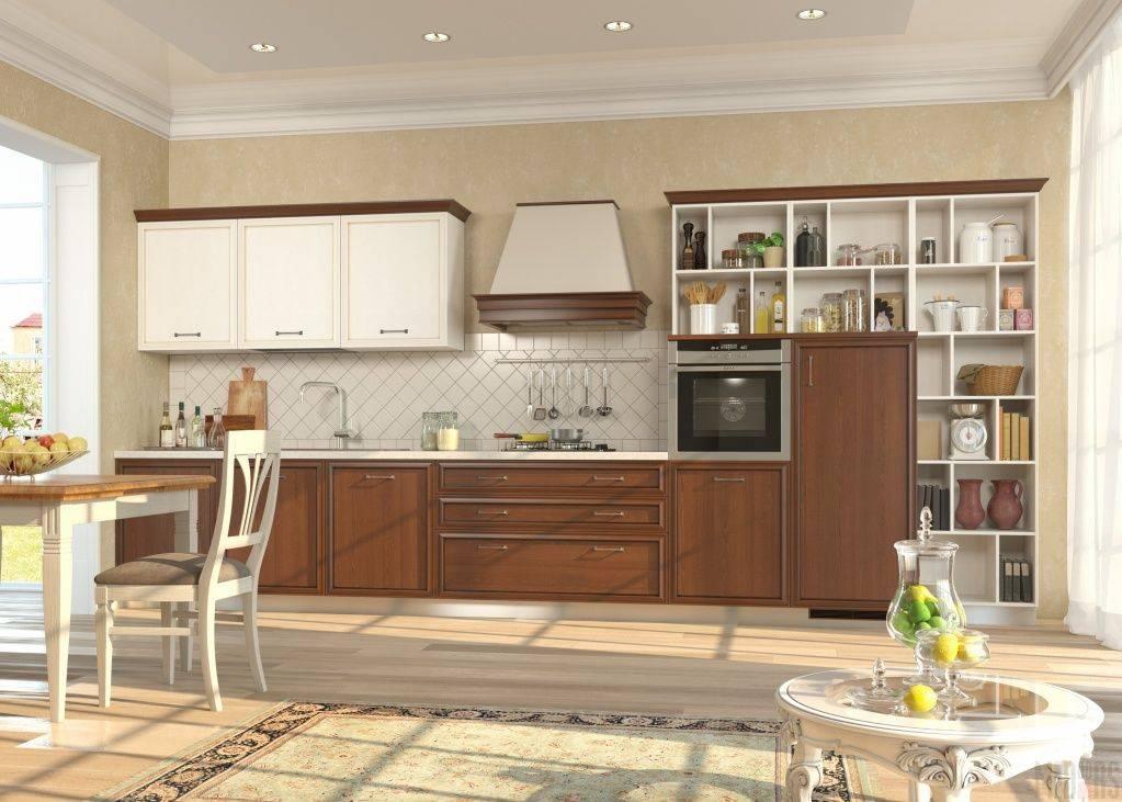 Прямые кухни - 160 фото лучших идей по обустройству дизайна