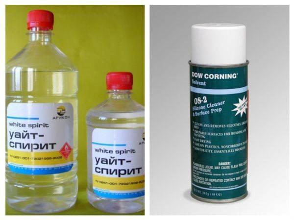 Чем растворить силиконовый герметик в домашних условиях: способы и средства