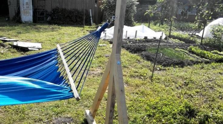 Гамак своими руками (39 фото): как сделать его в домашних условиях из ткани по чертежам с размерами? самодельные гамаки из дерева. изготовление стойки