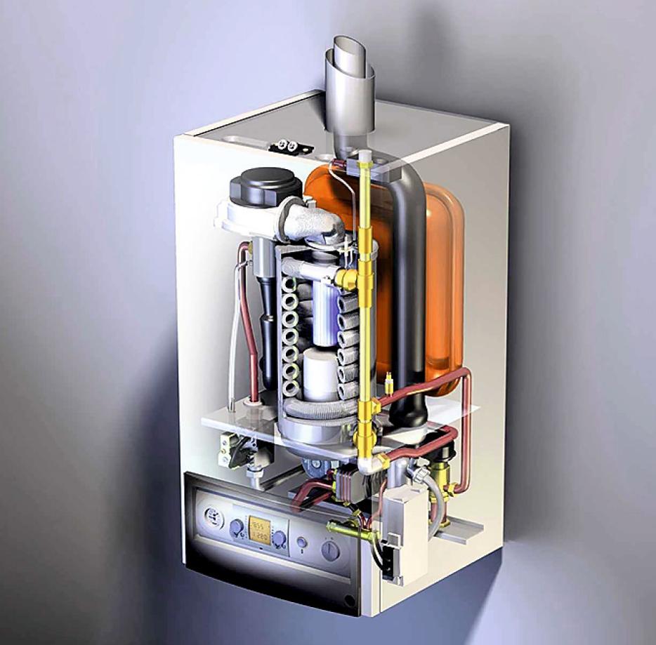 Газовый конденсационный котел: принцип работы, устройство, плюсы и минусы