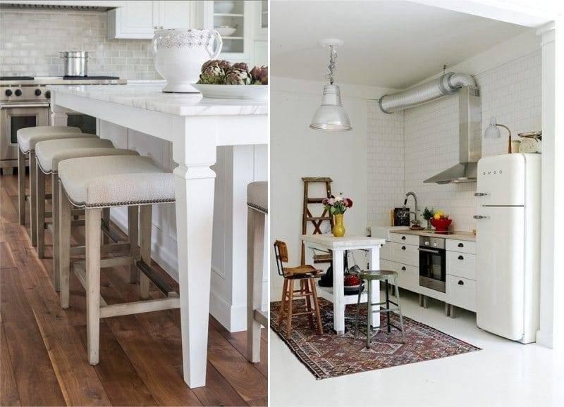 Все об острове на кухне – от дизайна до планировки (фото)
