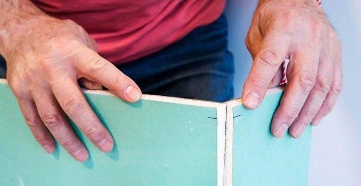 Размеры и виды гипсокартона: структура материала и где применяется