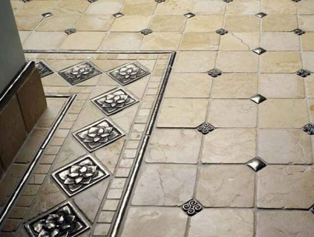 Чем керамогранит отличается от напольной плитки