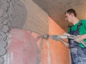 Штукатурный раствор: пропорции и состав, как развести для штукатурки стен своими руками, как самому сделать декоративную штукатурку