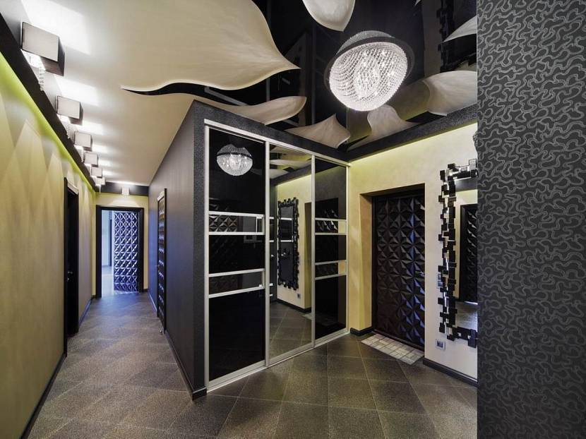 Потолок на кухне: реальные фото, какие бывают и какой выбрать, цены