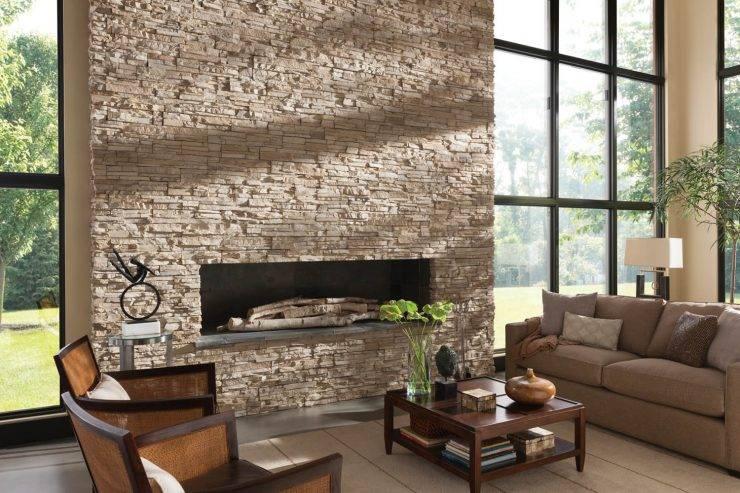 Виды и особенности декоративной штукатурки под камень. инструкция по отделке стен своими руками