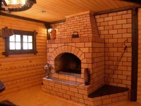 Клинкерная плитка для печей: жаропрочная, жаростойкая и огнеупорная облицовочная поверхность для отделки камина и печки