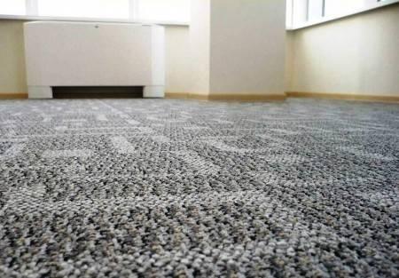 Как стелить ковролин на бетон — способы, требования, этапы