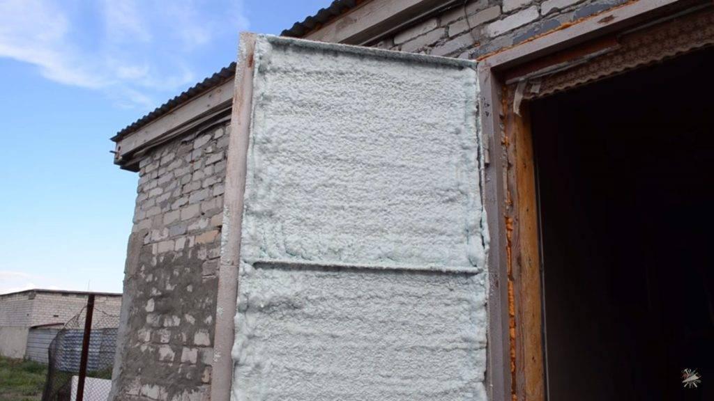 Как утеплить металлическую входную дверь — пошаговая инструкция