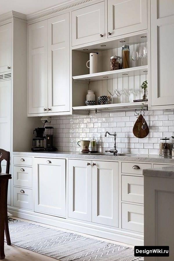 Кухни в стиле прованс: 240+ (фото) современных интерьеров