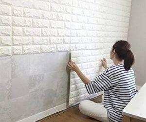 Как приклеить панели пвх к стене