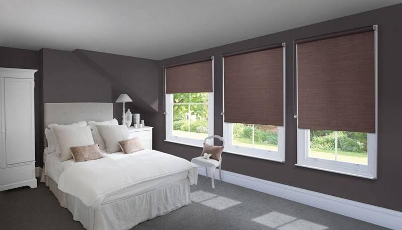 Как выбрать рулонные шторы — в комнаты (на пластиковые окна)