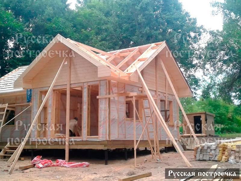 Перечень плюсов и минусов каркасных домов