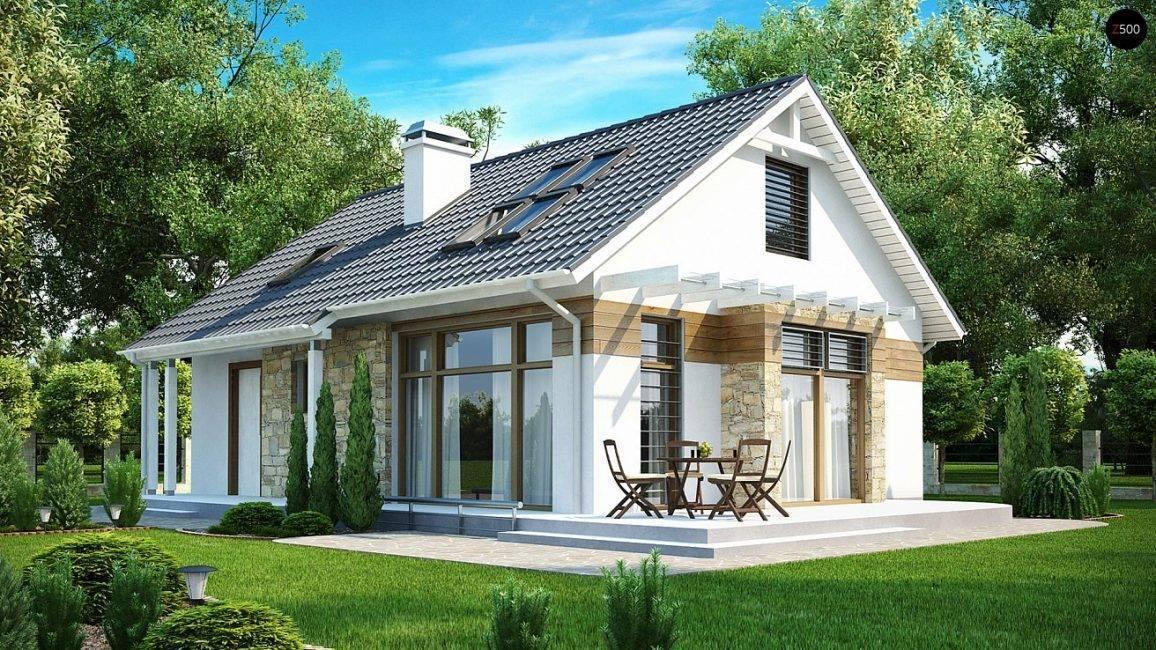 Лучшие варианты одноэтажных домов — дизайн, красивые проекты и особенности их постройки (90 фото и видео)