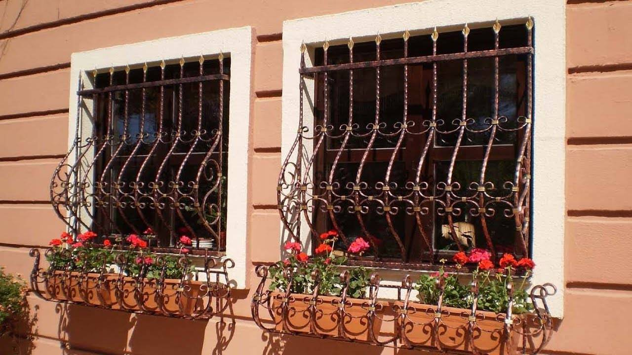 Как сделать решетку на окна своими руками: пошаговая инструкция