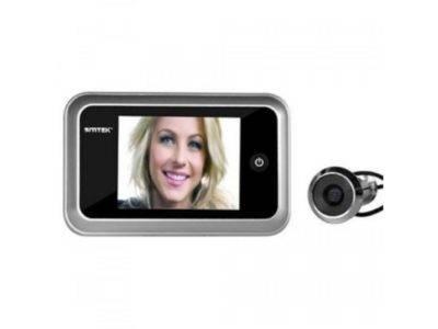 Видеозвонок на дверь в квартиру: как выбрать электронный проводной и беспроводной звонок с камерой на входную дверь