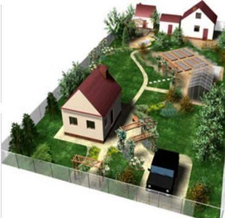 Расстояние между постройками: на участках ижс и снт по нормам снип