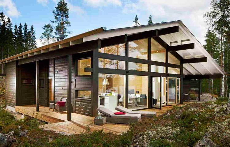 Плюсы и минусы канадской технологии строительства домов