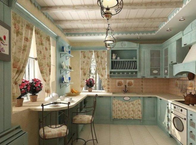 Как своими руками сделать ремонт кухни