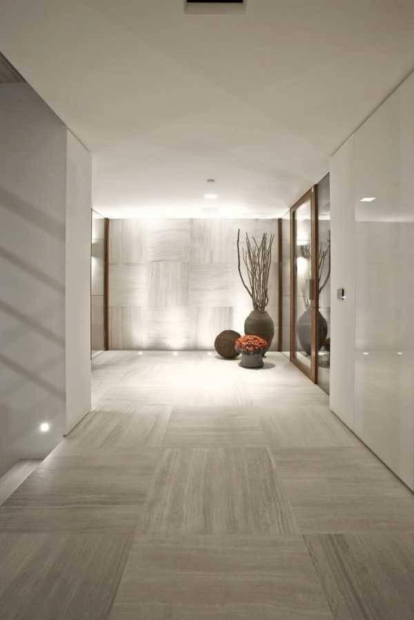 Плитка на пол в прихожую: дизайн, размеры, цветовые решения