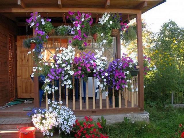 Вазоны для цветов уличные своими руками