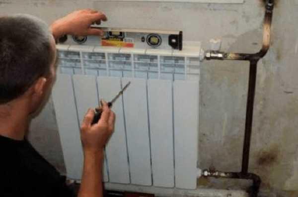 Замена батарей отопления в квартире своими руками: фото и видео инструкция замена батарей отопления в квартире своими руками: фото и видео инструкция