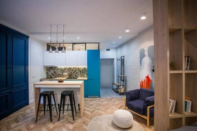 Перепланировка квартиры - объединение кухни и комнаты, требования, согласование, причины отказа, документы
