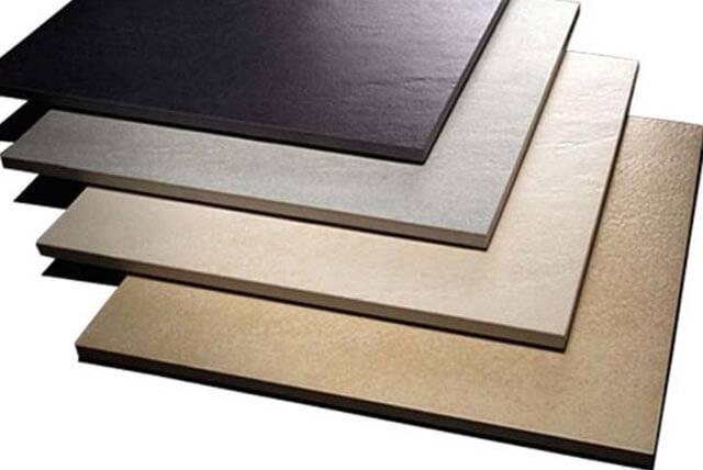 Оптимальная толщина керамической плитки для пола – какая она