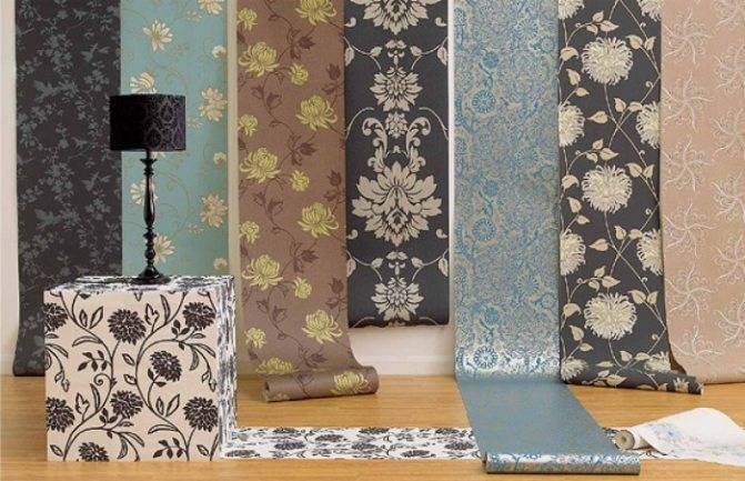Какие обои лучше: виниловые, флизелиновые или бумажные? сравнительный обзор