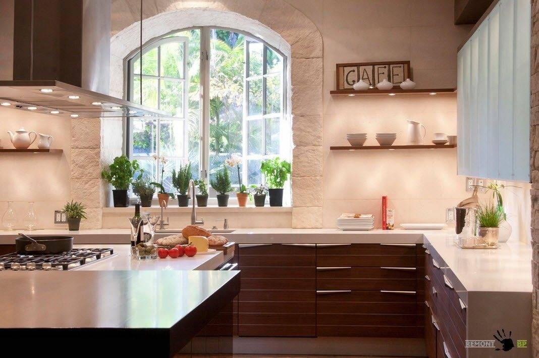 Дизайн окон в частном доме: 100 фото красивых идей в интерьере