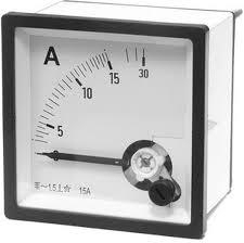 Амперметры постоянного тока