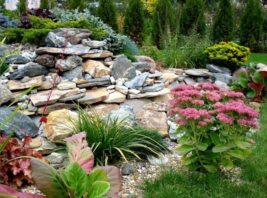 Как оформить сад своими руками - полезные советы и самые оригинальные идеи смотрите в обзоре на фото