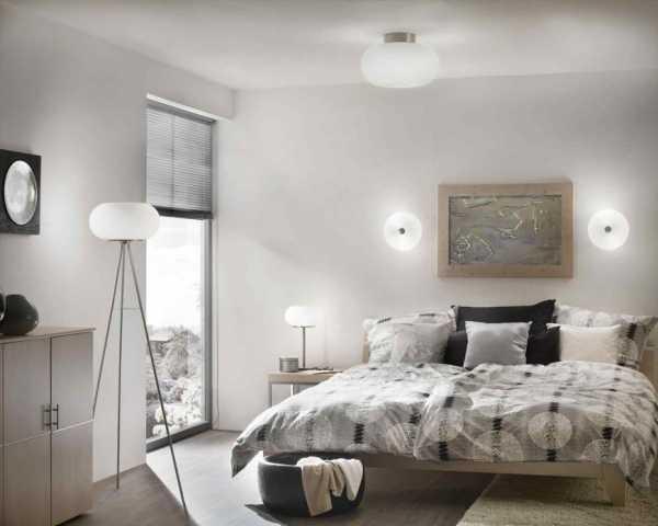 Бра в спальню - 100 фото эксклюзивных новинок дизайна + идеи по размещению