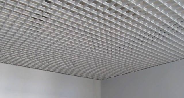 Как установить подвесной потолок грильято – виды, особенности, правила монтажа