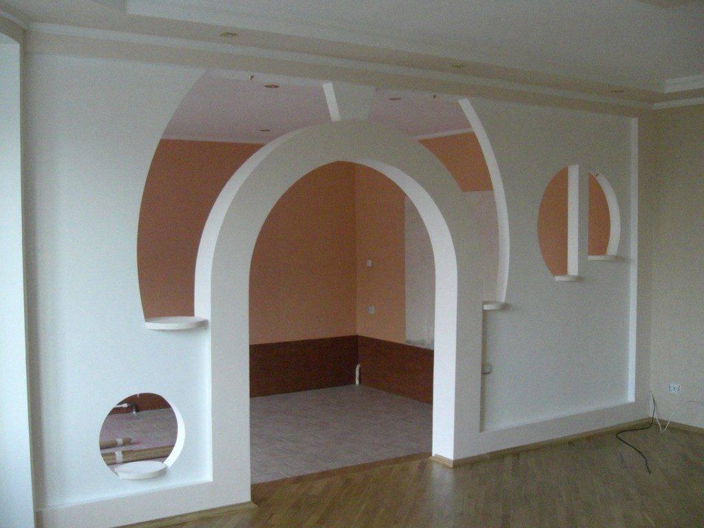 Стены из гипсокартона: секреты идеального ремонта своими руками