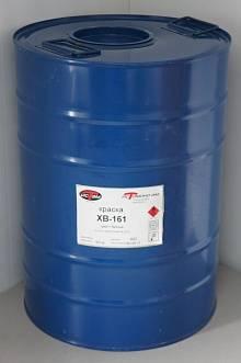 Перхлорвиниловая фасадная краска хв-161: технические характеристики и применение